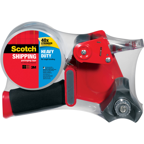 3M Scotch Heavy Duty Tape with Dispenser