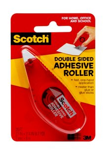 3M Scotch(R) Double Sided Adhesive Roller