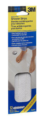3M Safety Walk Shower Strips