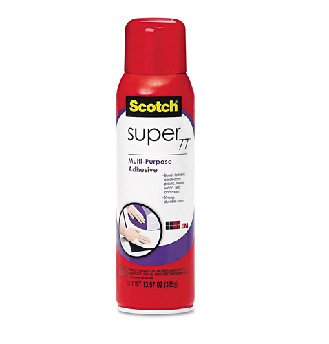 3M Super 77 Spray Adhesives