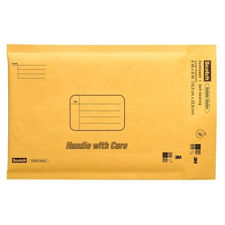 3M Scotch Bubble Mailer 6x9