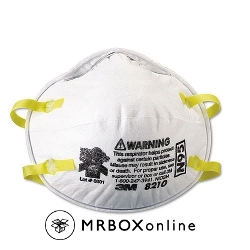3M 8210 Dust Masks N95