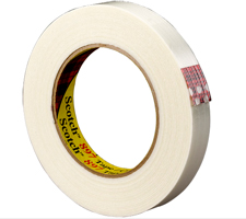3M Scotch 1x60yds Commercial Filament Tape
