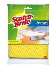 3M Scotch-Brite Sponge Cloths