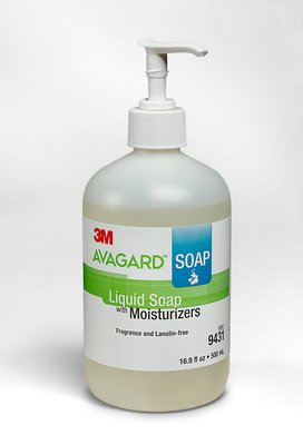 3M� Avagard� Liquid Soap with Moisturizers
