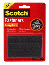 3M Scotch� Heavy-Duty Fasteners
