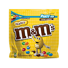 Peanut M&M's Grab & Go Size with an order $225 or more