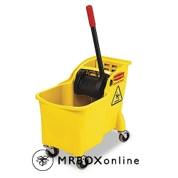 BRUTE Mop Bucket and Wringer Combination Packs