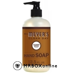 Mrs. Meyer\'s Clean Day Liquid Hand Soap Acorn Spice