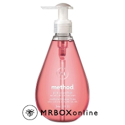 Method Gel Hand Wash Pink Grapefruit
