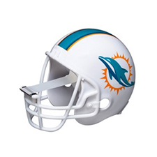 3M Scotch� Magic� Tape Dispenser Miami Dolphins Football Helmet