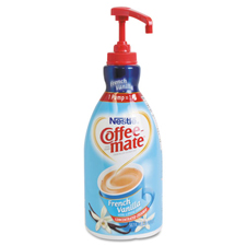 Coffeemate Liquid Coffee Creamer French Vanilla