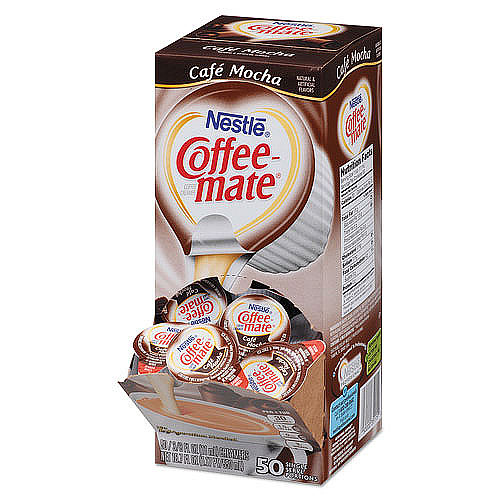 Coffee Creamer Cafe Mocha 50 per box