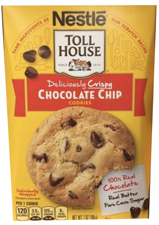 Nestle Toll House Crispy Chocolate Chip Cookies with a $225 orde
