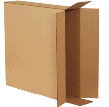 26x6x20 Side Loading Boxes