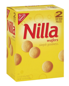 Free Gift:Nabisco Nilla Wafers with a $225 order