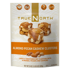 True North Almond Pecan Cashew with a $625 order
