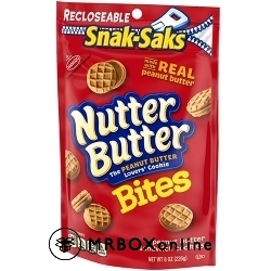 Nutter Butter Bites free with a $250 order