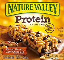 Free Gift:Nature Valley� Protein with a $325.00 order