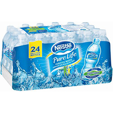 Nestle 24 Pack Bottled Water