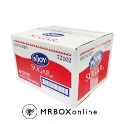 NJoy Sugar Packets 2000 CT
