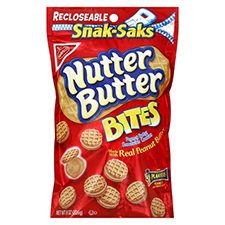 Nabisco Nutter Butter Bites Cookies with a $225 order