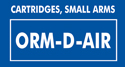 ORM D Air Cartridges Small Arms Labels