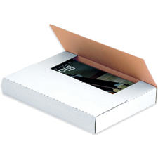10.25x10.25x1 Multi Depth One Piece Folder Box