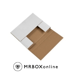 9.625x6.25x2.5 Multi Depth One Piece Folder Boxes