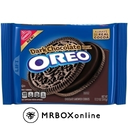 Oreo Dark Chocolate with an order of $225