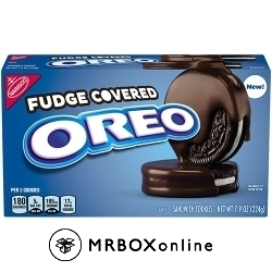 Oreo Fudge Covered Cookies with a $225