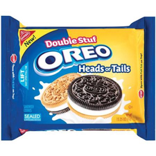 Free Gift: Oreo Heads or Tails with a $225 order