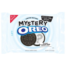 Oreo Mystery with an order of $225