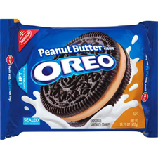 Oreo Peanut Butter with an order of $225