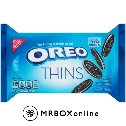 Oreo Thins with an order of $225