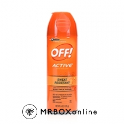 OFF Active Insect Repellent