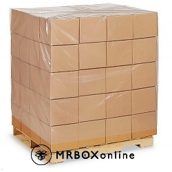 48x48x60 2 Mil Pallet Cover