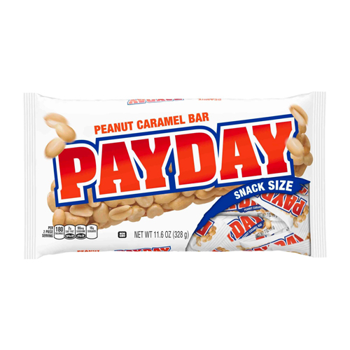 Payday Peanut Caramel with $225 order