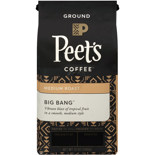 Peets Big Bang Coffee with a $475 order