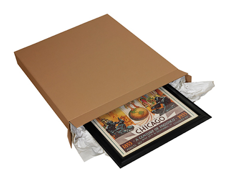 PF2 33x8x42 Picture Frame Boxes