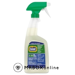 Comet Bathroom Cleaner With Disinfectants