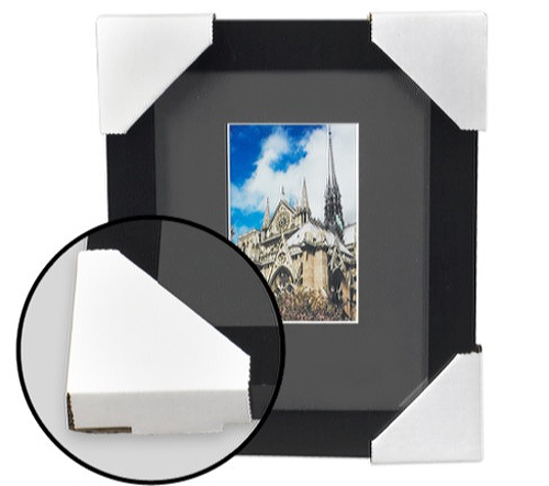 4x4 Picture Frame Corners