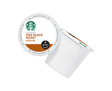 Starbucks® Pike Place® Roast Coffee