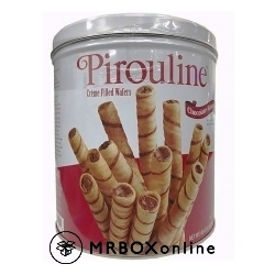 Pirouline Cookies 40 ounces with a $1200 order