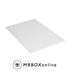 "24""x36\"" White Plastic Sheets"