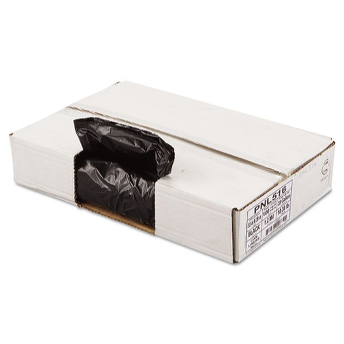 33x39 Low Density Black Can Liners 33 Gallon