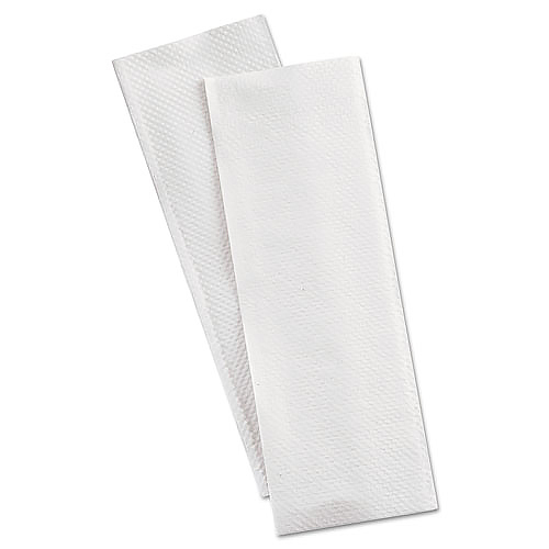 White Multifold Towels