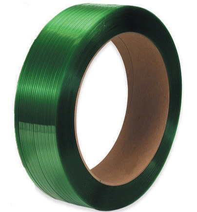 1/2x5800 Green Polyester Strapping