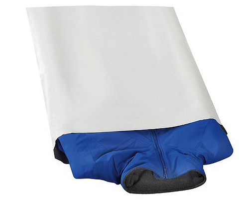 Poly Mailers Tear-Proof Security