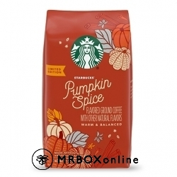 Starbucks Pumpkin Spice Ground Coffee with a $525 order